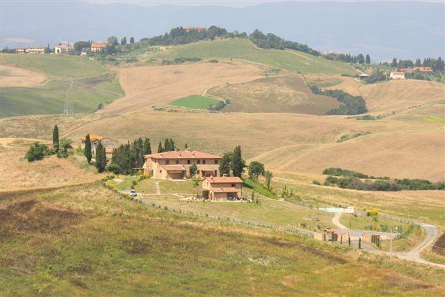 Between San Gimignano - Volterra - Gambassi Terme