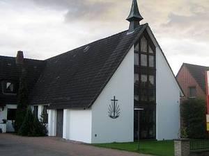 New Apostolic Church Église Neoapostolique Iglesia Nueva Apostolica NAK Unser Kirchlein in Trittau/Bezirk Hamburg-Ost/Norddeutschland/ Deutschland <3