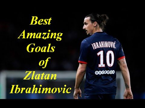 Zlatan Ibrahimovic Craziest Skills, Best Goals ever