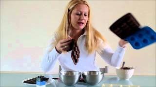 bonbon készítés - YouTube