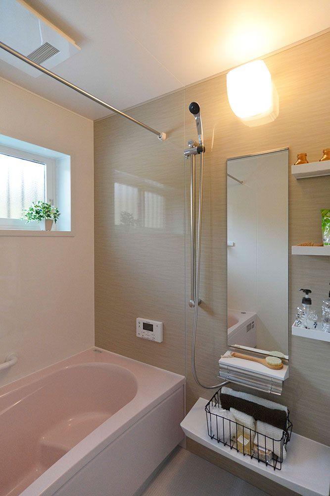 浴室 気軽に和が楽しめる家 いえものがたり 注文住宅 タカラ