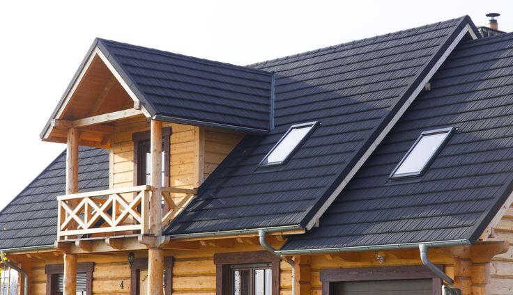 Lubicie drewniane domy? Tak wygląda dom w Lubuszej, gdzie pomogliśmy z oknami.