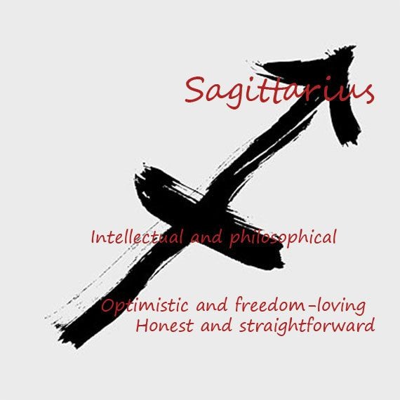 #sagittarius ... Straightforward only if I take time to actually say out loud. lol =\ haha
