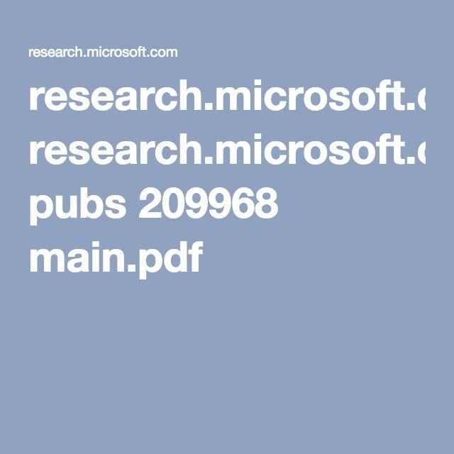 research.microsoft.com pubs 209968 main.pdf