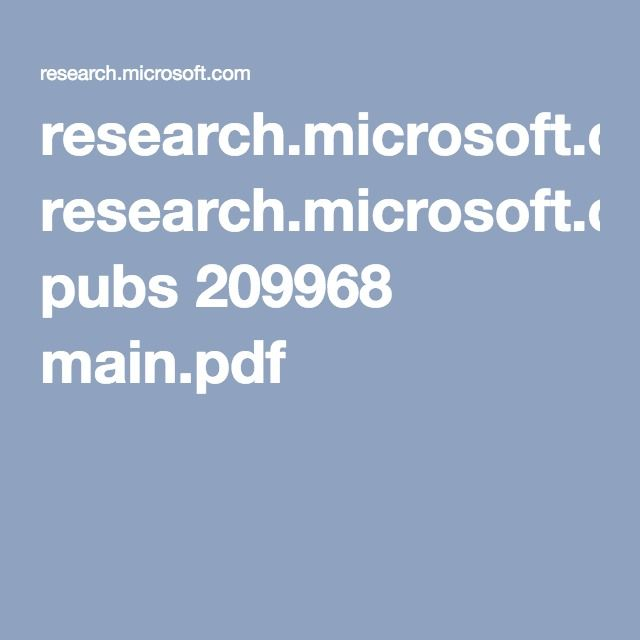 research.microsoft.com pubs 209968 main.pdf