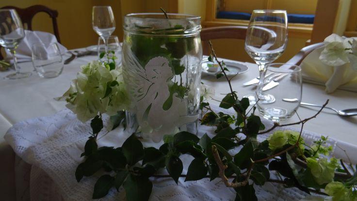 Table set  The Garden of fairies