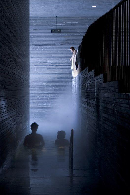 Peter Zumthor's Therme Vals Through the Lens of Fernando Guerra,© Fernando Guerra   FG+SG