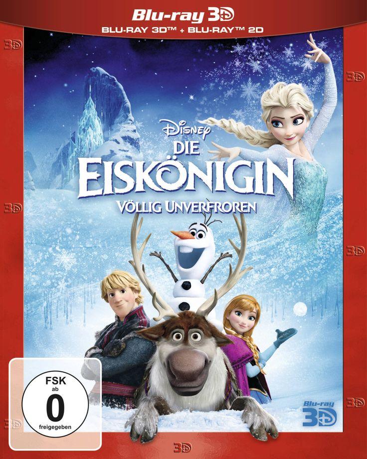 Die Eiskönigin [Blu-ray + Blu-ray 3D]: Amazon.de: Chris Buck, Jennifer Lee: DVD & Blu-ray