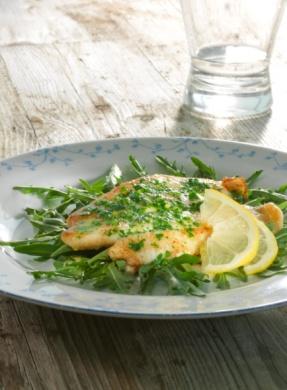 Sole A La Meuniere   Seafood   Pinterest