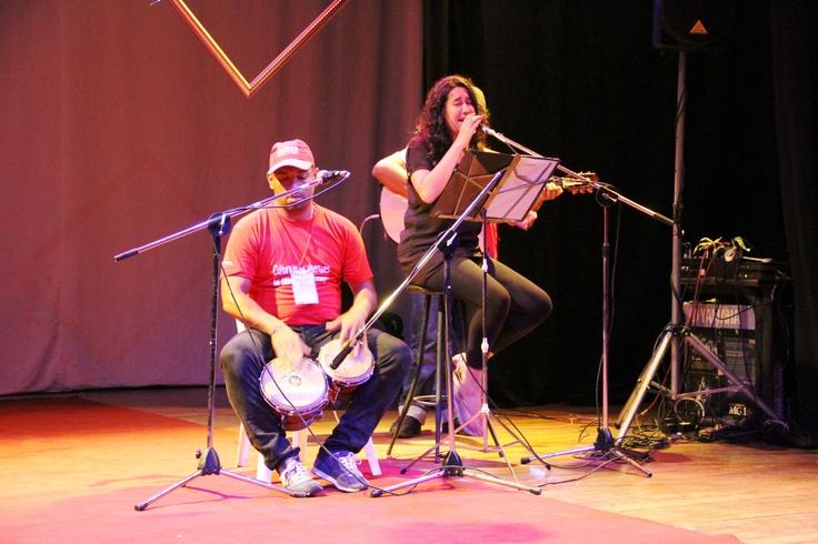 Con un gran concierto de los talleristas dio inicio la feria regional
