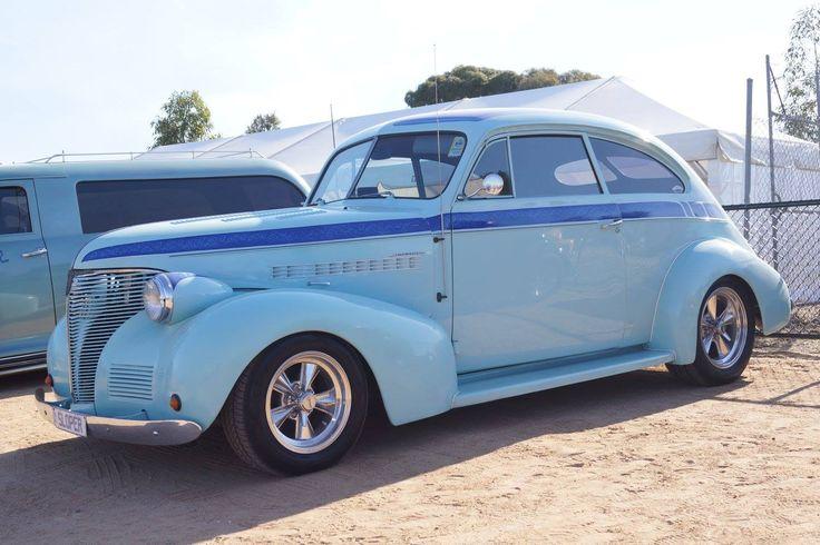 1939 Holdens body Chevrolet Sloper.