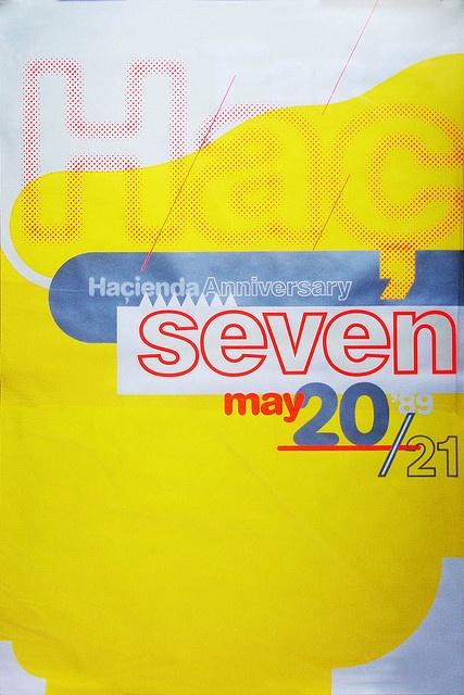 Haçienda 7 [Design – 8vo]