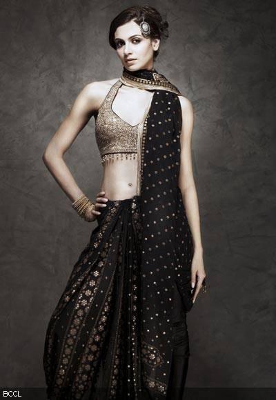 Ritu Kumar : Saree