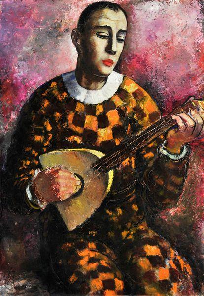 Tymon Niesiołowski - Pierrot