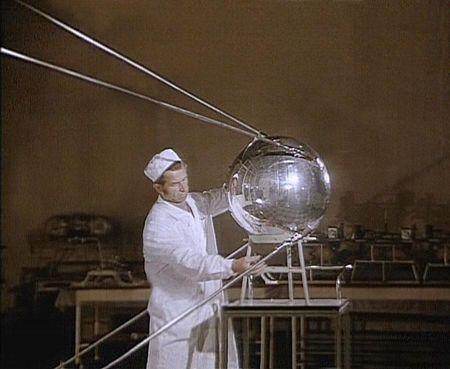Spoutnik 1 couleur.