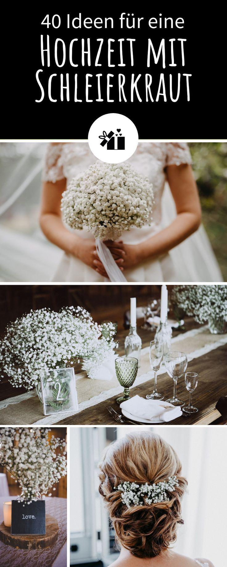 40 charmante Gypsophila Hochzeitsdekoration Ideen   – Hochzeit