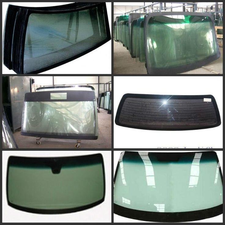 car sliding window glass