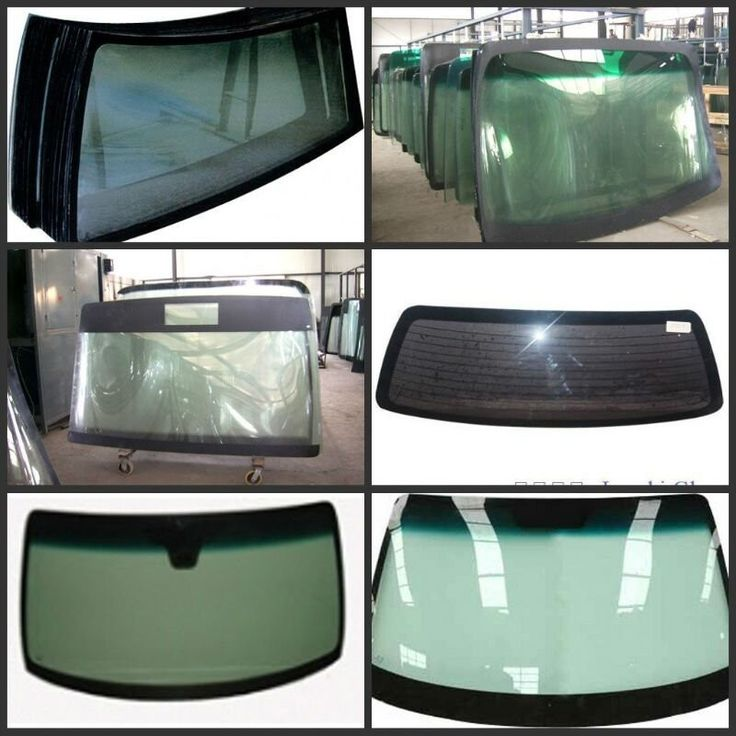 car sliding window glass