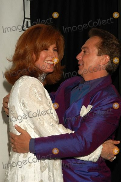 David Cassidy Picture - Stephanie Powers and David Cassidy at the pressroom for The TV Land Awards A Celebration of Classic TV Palladium Hollywood CA 03-02-03