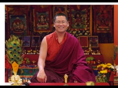 Lama Reveals Chi Power, Internal Energy Application, Spiritual wisdom - YouTube