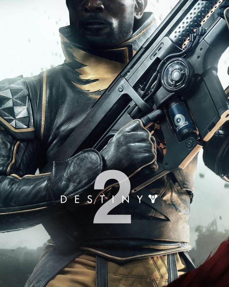 Destiny 2 releases September 8 and it's coming to PC – here's the reveal trailer and more information