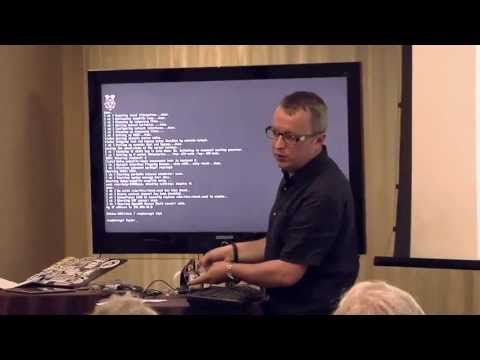 Tech Tribes Talks - 10 use for RaspberryPi (Rob Dudley) - YouTube