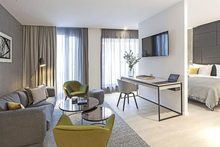 Hotel in Mannheim  von Blocher Partners