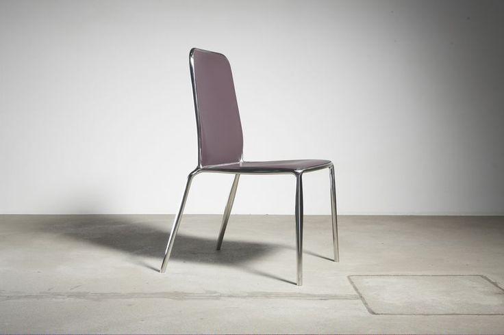Hydroformed chair legs