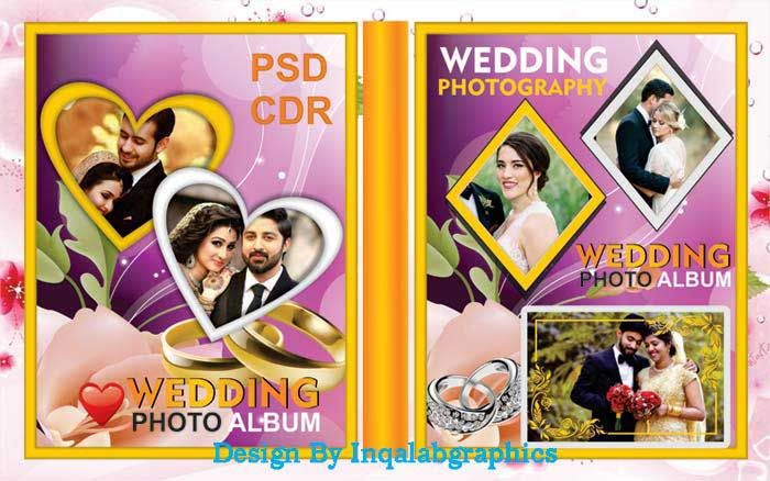 Wedding Photo Album Design Templates 52 Free Vector Psd And Cdr File Free Download Photo Album Design Wedding Photo Albums Wedding Photo Album Cover