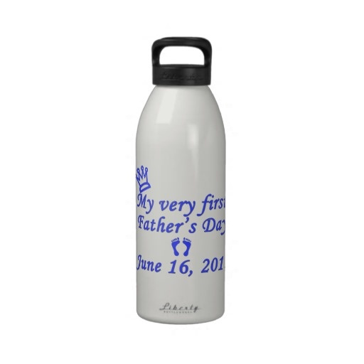 First Father's Day 2013 Drinking Bottle