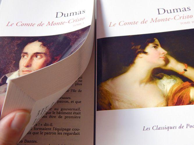 LC : Le Comte de Monte Cristo d'Alexandre Dumas #classics #classicbooks