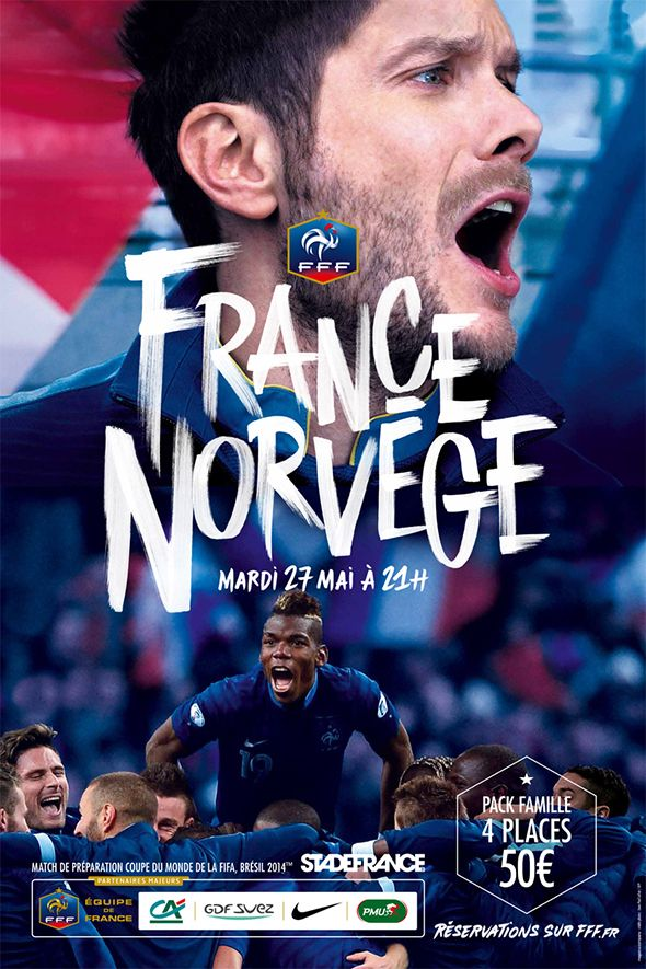 France-Norvège by Tyrsa