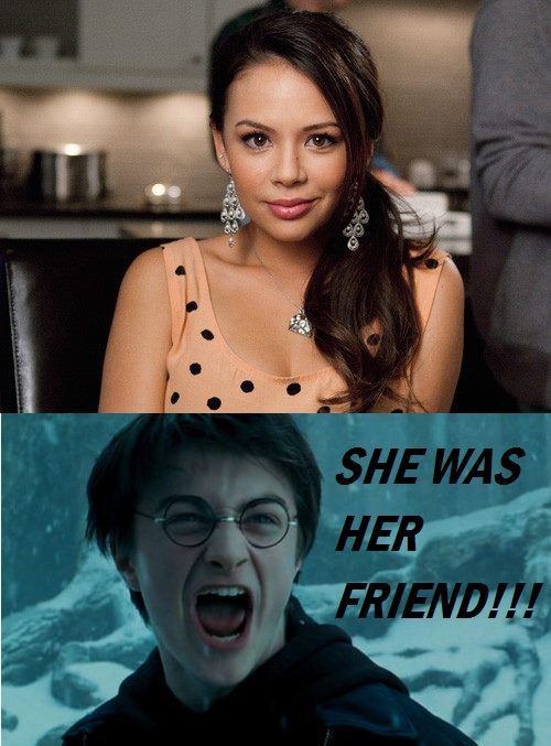 Pretty Little Liars mixed with Harry Potter