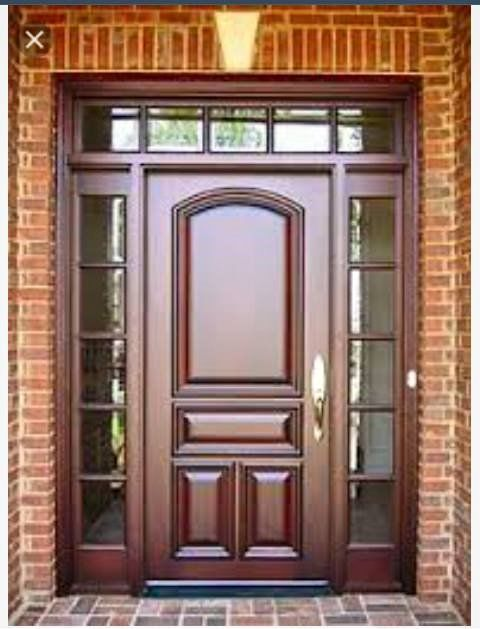 40 Unique Front Door Design Ideas You Would Love To Implement. The 25  best Wooden main door design ideas on Pinterest   Wooden
