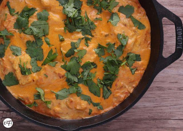 Le curry de poisson à la kéralaise de Jamie Oliver