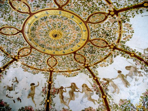 Casina delle Civette – Rome, Italy - Atlas Obscura