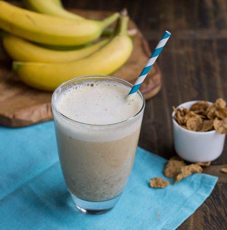 Banana Bread Protein Shake | LOVE TO EAT! | Pinterest