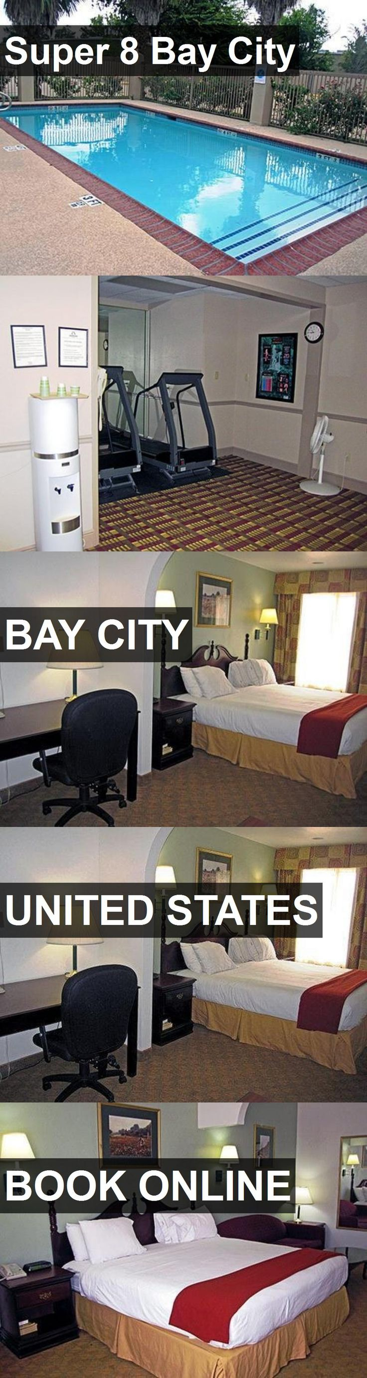 Hotel Super 8 Bay City in Bay City, United States. For more information, photos, reviews and best prices please follow the link. #UnitedStates #BayCity #Super8BayCity #hotel #travel #vacation