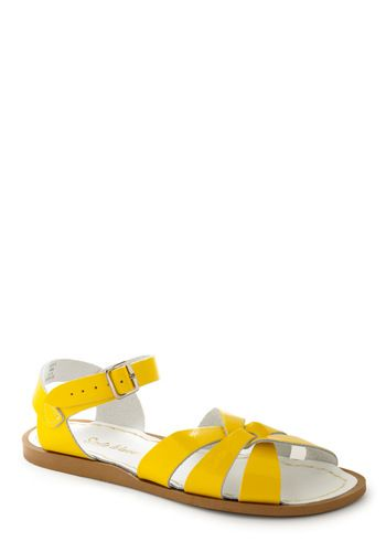 Wore Salt Water sandals every years as a kid, my daughter and I will have matching pairs this year :-)