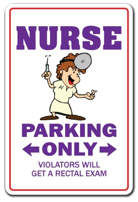 WE NEED THIS AT MY HOSPITAL so damn tired of fighting for a parking space.