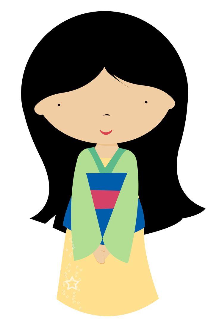 clipart princesas disney - photo #35