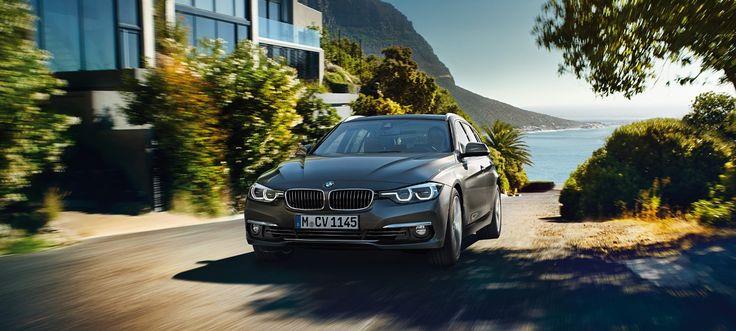 BMW 3 シリーズ ツーリング : イントロダクション