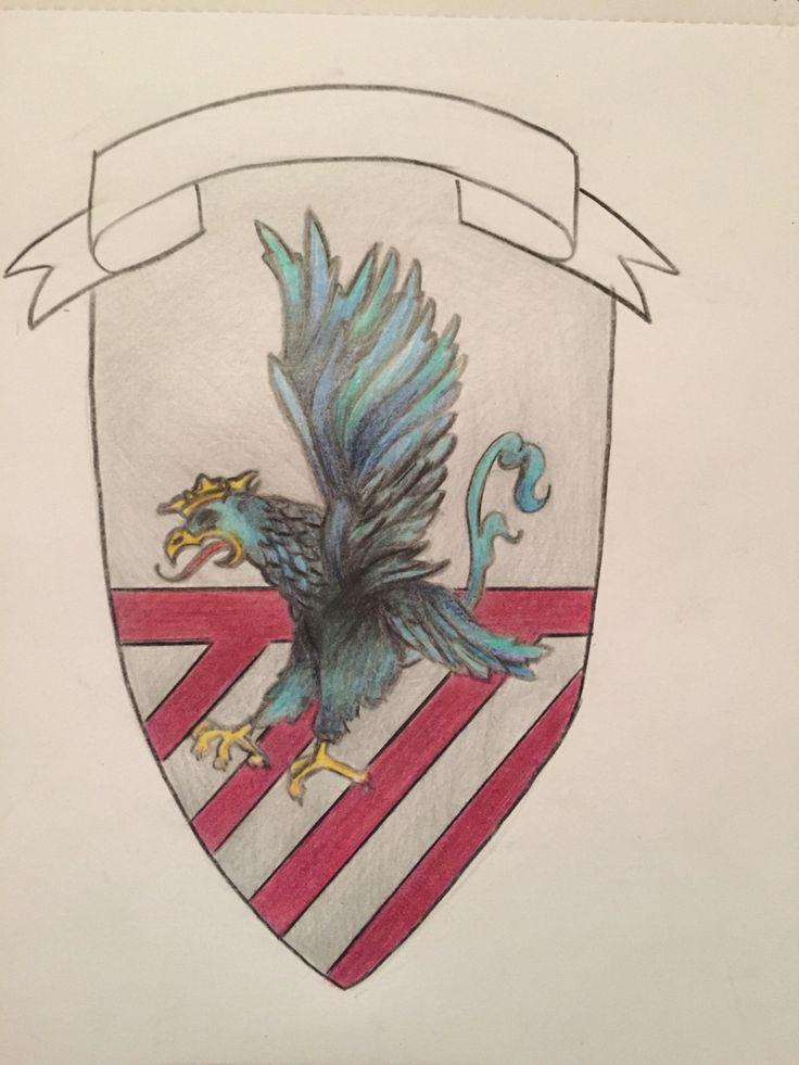 Stemma Aquila disegnato da me...semplicemente lapis e matita!!!