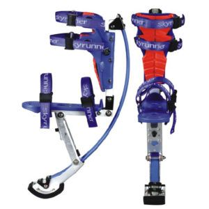 BLUE KIDS JUMPING STILTS Kids Blue Jumping stilts Kids Kangaroo Shoes $299.00 $169.00