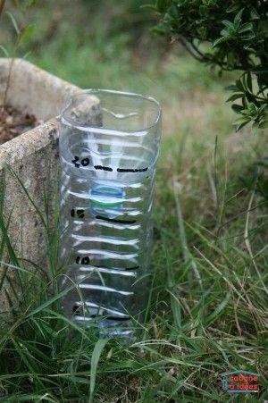 pluviometre-bouteille