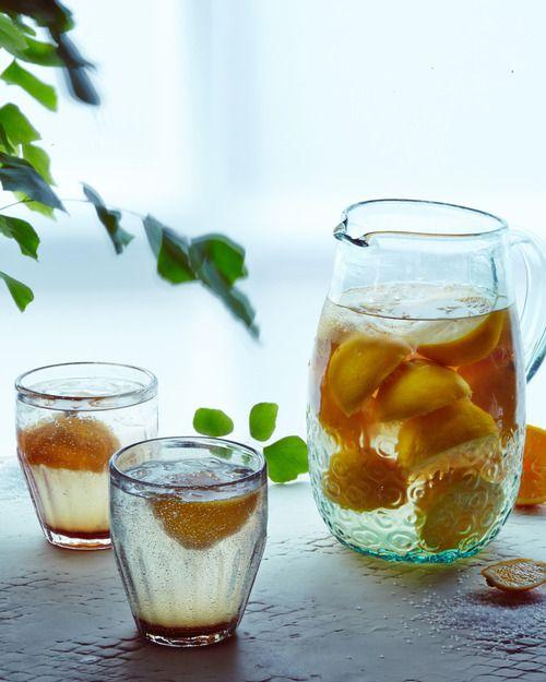 Vietnamese Salty Lemonade