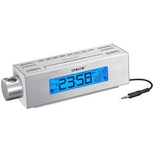 Sony ICFC717PJ Nature Sounds Alarm Clock Radio with Wall Projector. manual