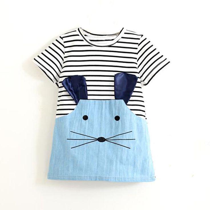 $8.39 (Buy here: https://alitems.com/g/1e8d114494ebda23ff8b16525dc3e8/?i=5&ulp=https%3A%2F%2Fwww.aliexpress.com%2Fitem%2FGirls-clothes-Christmas-Little-mouse-casual-Denim-dress-vestido-cute-toddler-girl-clothes-kids-infantil-para%2F32749215215.html ) Girls clothes Christmas  Little mouse casual Denim dress vestido cute toddler girl clothes kids infantil  para infant clothing for just $8.39