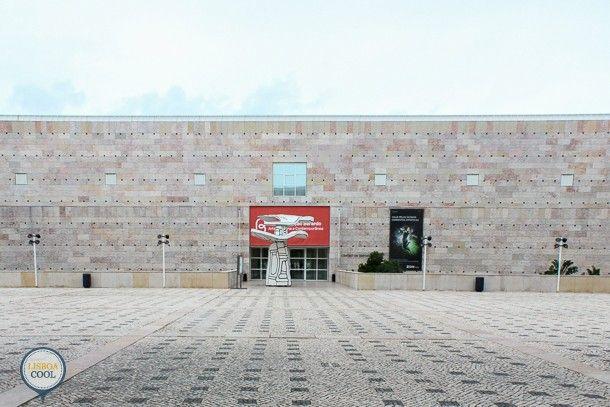 Lisboa - Visitar - Museu Coleção Berardo