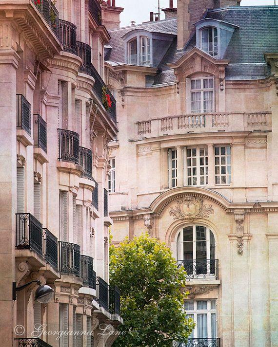 Paris Photo Parisian Apartment  Home Decor Wall by GeorgiannaLane, $25.00